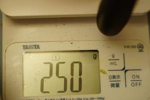 緑タバスコ風ソース 調理